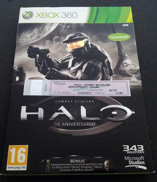 Halo: Combat Evolved Anniversary X360
