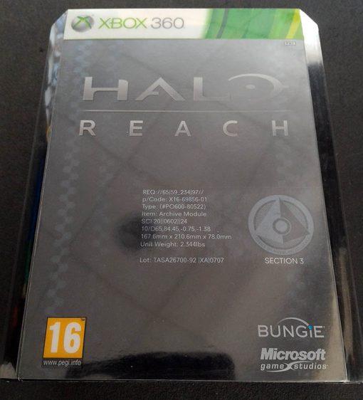 Halo Reach - Limited Edition X360