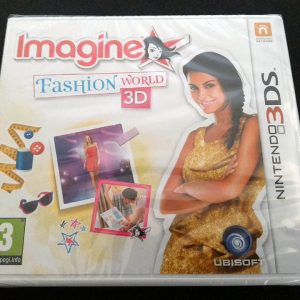 Imagine: Fashion World 3D 3DS