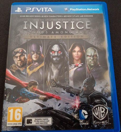 Injustice: Gods Among Us - Ultimate Edition PSVITA