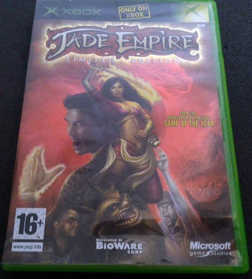 Jade Empire - Limited Edition XBOX