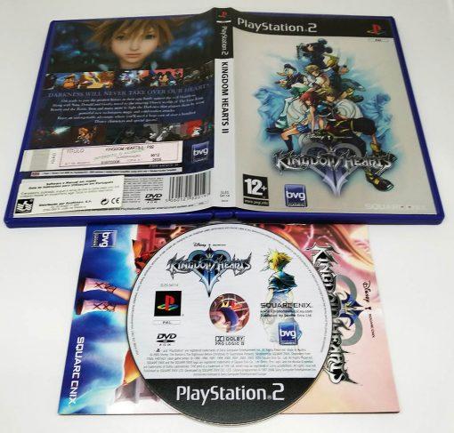 Kingdom Hearts II PS2