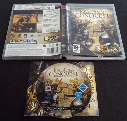 Lord of the Rings: Conquest PS3