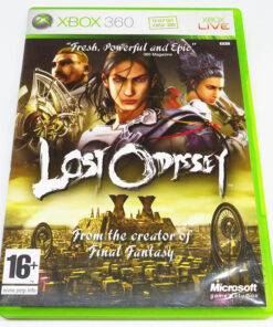Lost Odyssey X360