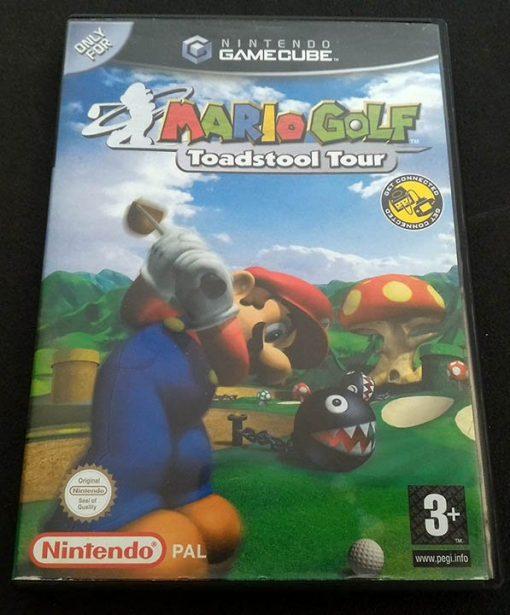 Mario Golf: Toadstool Tour GAMECUBE