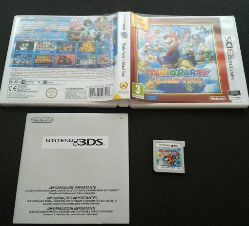 Mario Party: Island Tour 3DS Selects