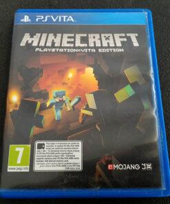 Minecraft: Playstation Vita Edition PSVITA