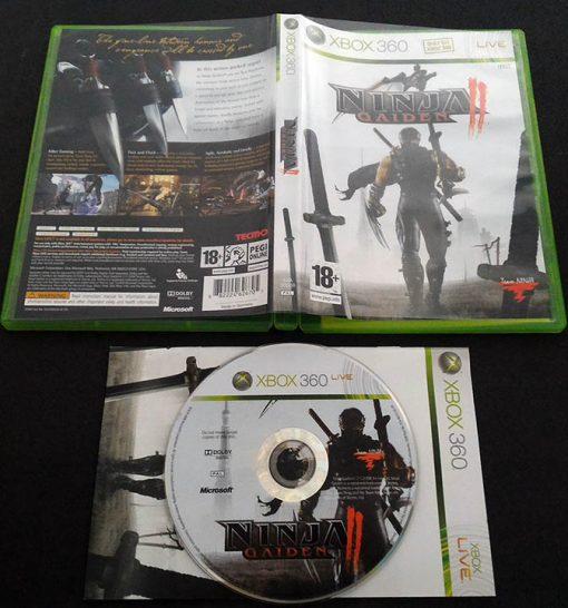 Ninja Gaiden 2 X360