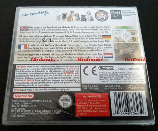 Nintendogs: Chihuahua & Friends NDS
