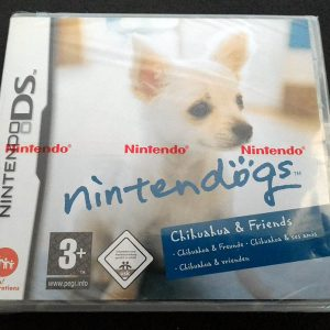 Nintendogs: Chihuahua & Friends NDS
