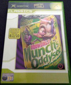Oddworld: Munch's Oddysee XBOX