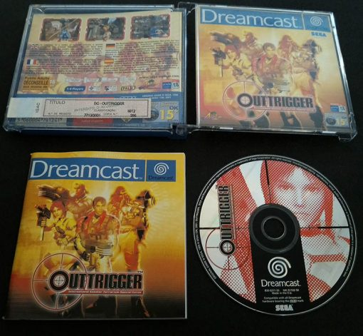 Outtrigger DREAMCAST
