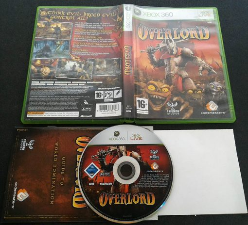 Overlord X360