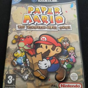 Paper Mario: The Thousand-Year Door GAMECUBE