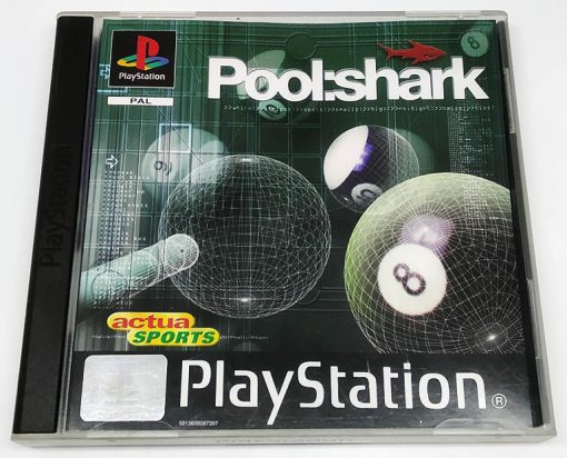 Pool Shark PS1