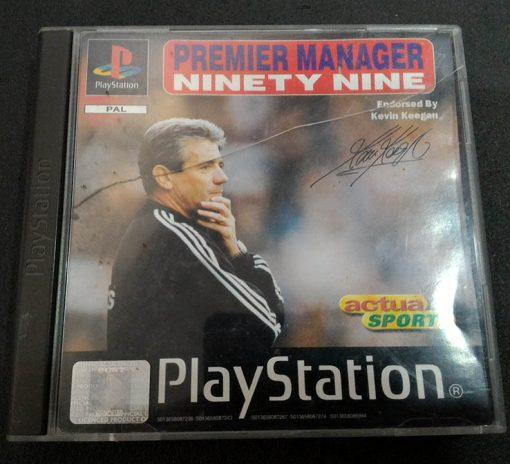 Premier Manager Ninety Nine PS1
