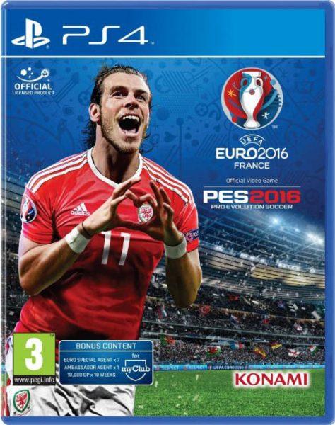 Pro Evolution Soccer 2016: UEFA EURO 2016 PS4