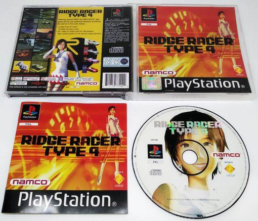 Ridge Racer Type 4 PS1