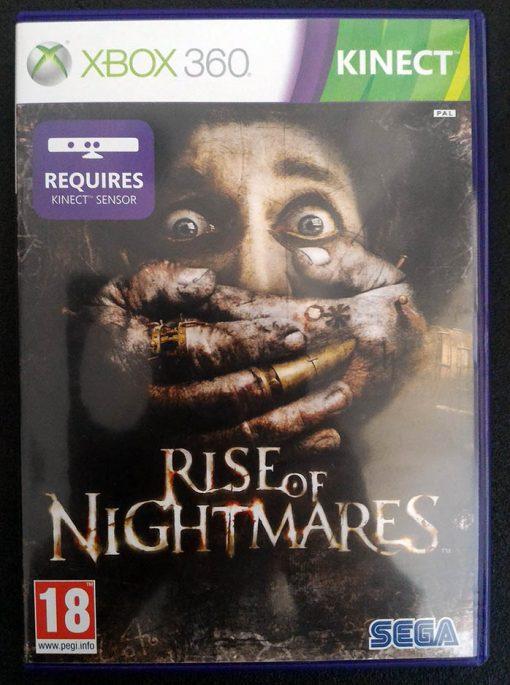 Rise of Nightmares X360