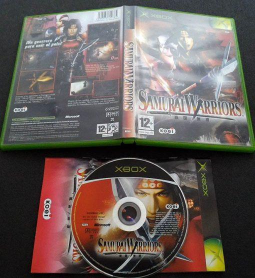 Samurai Warriors XBOX