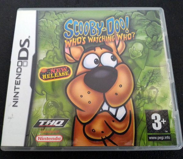 Scooby-Doo: Who's Watching Who NDS