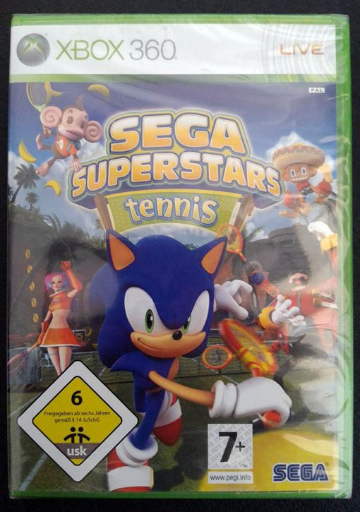 Sega Superstar Tennis X360