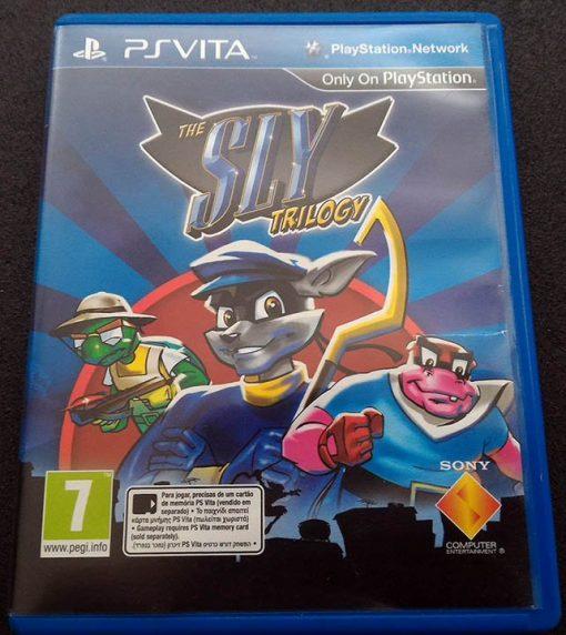 Sly Trilogy PSVITA