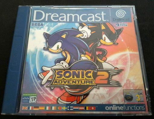 Sonic Adventure 2 DREAMCAST