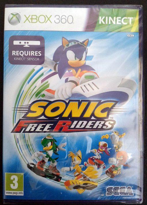 Sonic Freeriders X360