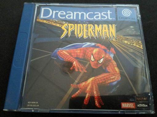 Spider-Man DREAMCAST