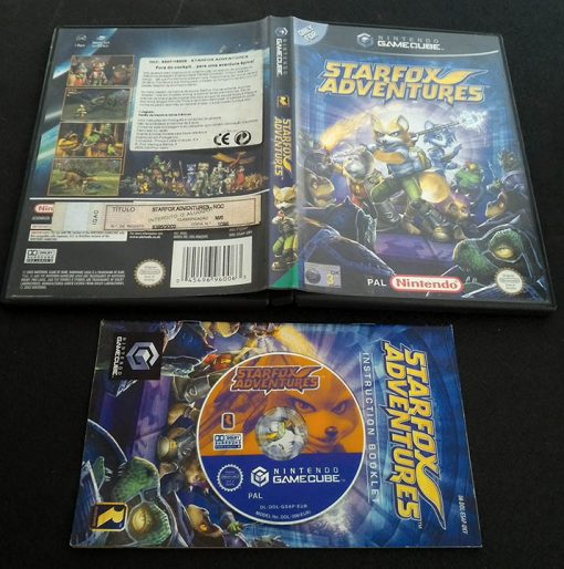 Star Fox Adventures GAMECUBE