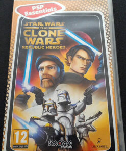 Star Wars: The Clone Wars - Republic Heroes PSP