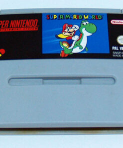 Super Mario World SNES