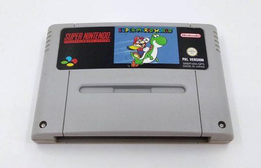 Super Mario World CART SNES