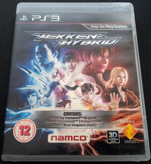 Tekken Hybrid PS3