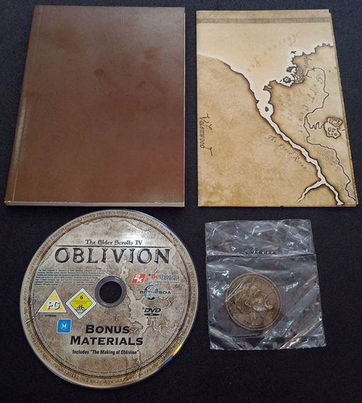 The Elder Scrolls IV: Oblivion - Collector's Edition X360