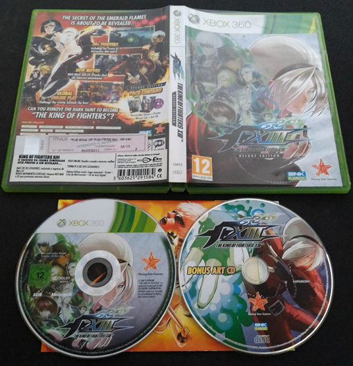 The King of Fighters XIII - Deluxe Edition X360