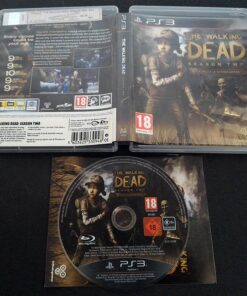 The Walking Dead: Season Two PS3