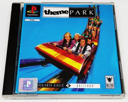 Theme Park PS1