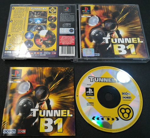 Tunnel B1 PS1