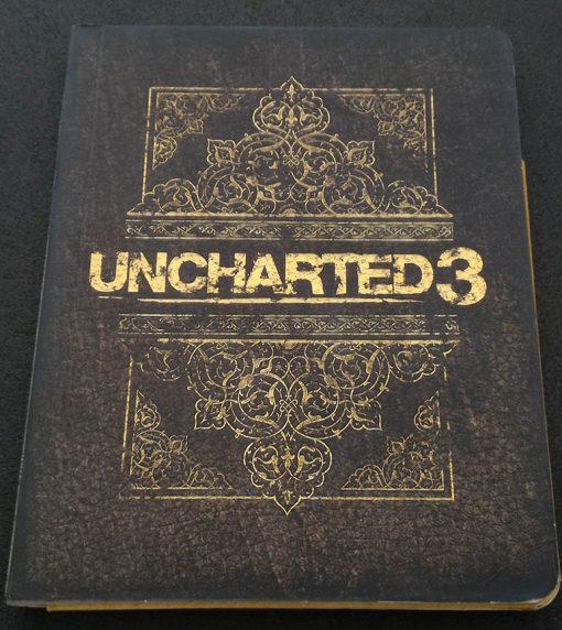 Uncharted 3: Drake's Deception - Edição Especial PS3
