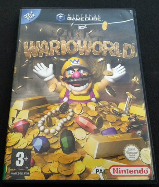Wario World GAMECUBE