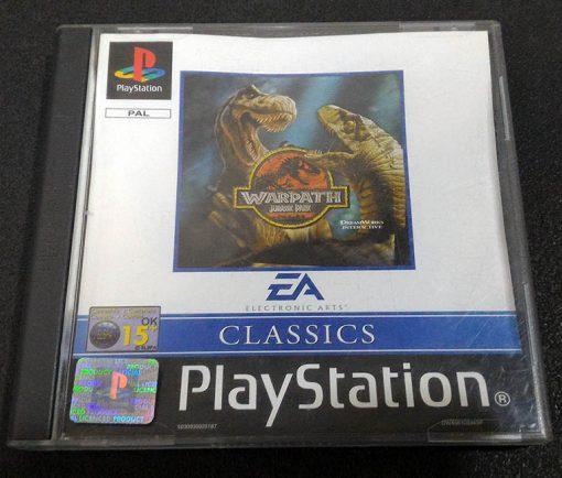 Warpath: Jurassic Park PS1