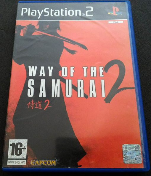 Way of the Samurai 2 PS2