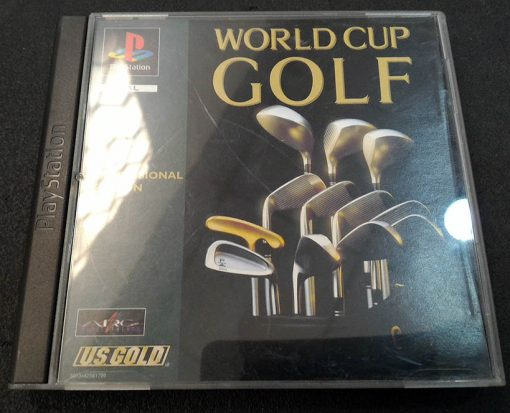 World Cup Golf PS1