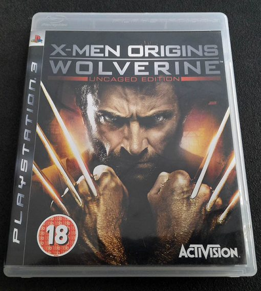 X-Men Origins: Wolverine PS3
