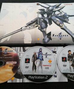 Xenosaga Episode II PS2