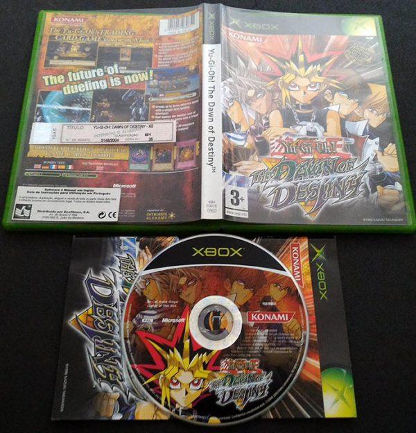 Yu-Gi-Oh!: Dawn of Destiny XBOX