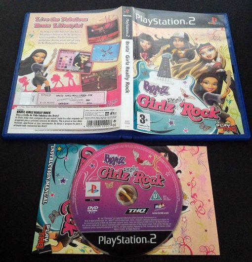 Bratz: Girls Really Rock PS2