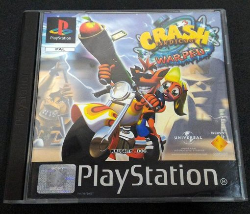 Crash Bandicoot 3: Warped PS1